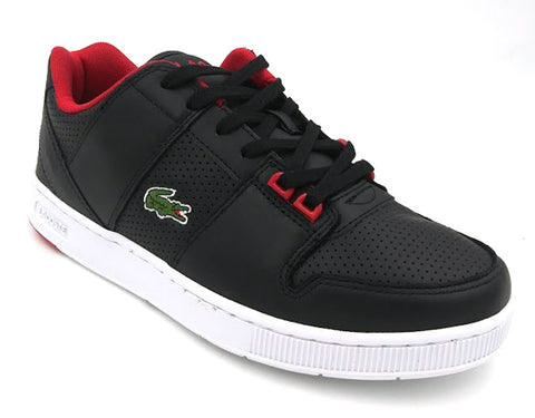 LACOSTE Thrill 120 3 U Men | Black/Red (7-39SMA00801B5)