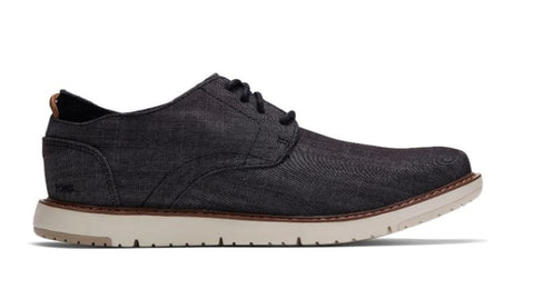 TOMS Navi Oxford Men | Black