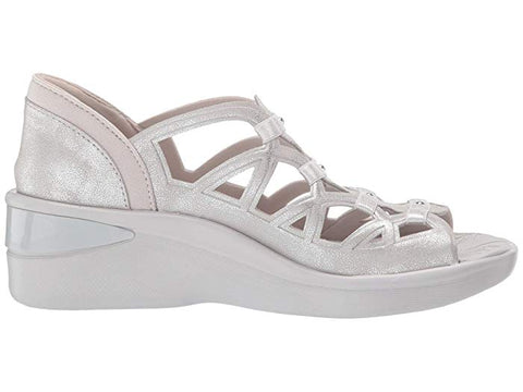 BZEES Sasha Women | Silver Metallic (D5279)