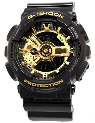 G-SHOCK GA-110GB-1ACR Men | Black/Gold