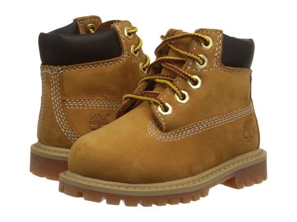 TIMBERLAND 6 Premium Toddler | Wheat Nubuck (TB012809713)