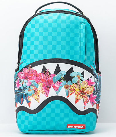SPRAYGROUND Blossom Shark Backpack | Multicolored (B2342)