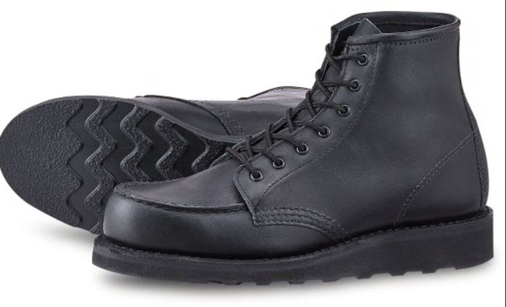 RED WING 6'' Classic Moc Women | Black Boundary (3380)