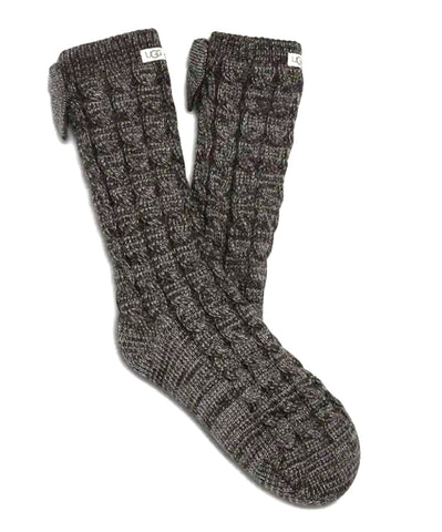 UGG Laila Bow Fleece Lined Sock Women (1113637)
