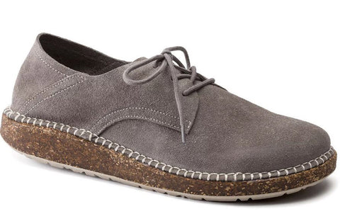 BIRKENSTOCK Gary Suede Men | Grey (1016387)