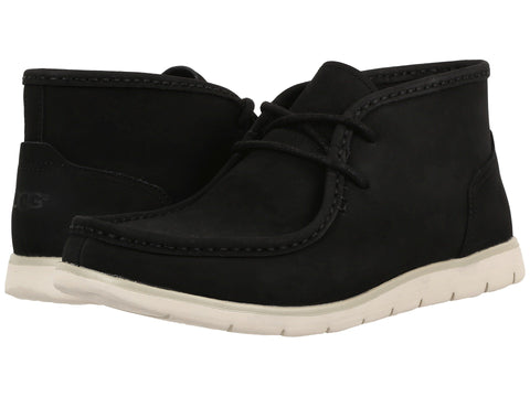 UGG Hendrickson Men | Black Leather (1013862)