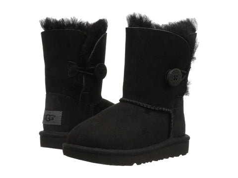 UGG Bailey Button II Toddler | Black (1017400T)