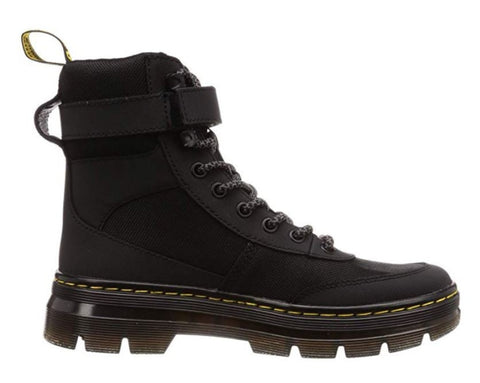 DR. MARTENS Combs Tech Unisex | Black