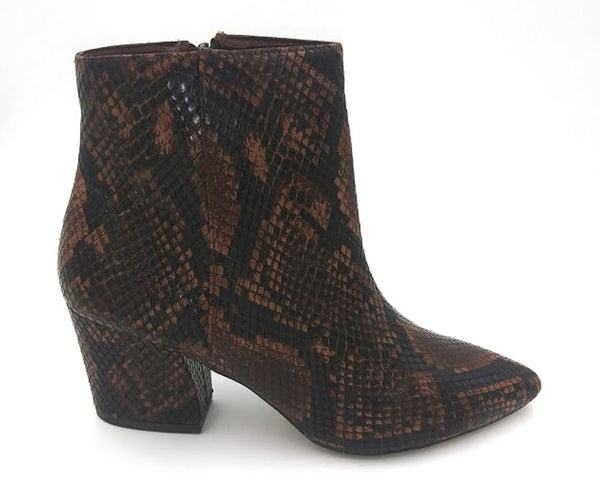 STEVE MADDEN Missie Women | Brown Snake