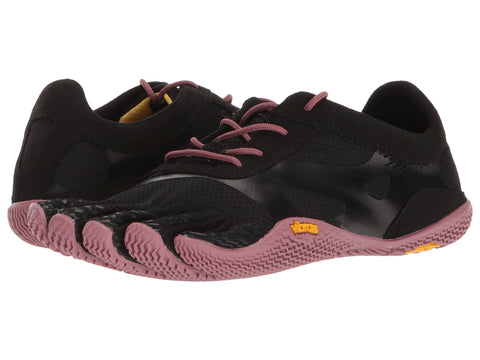 VIBRAM KSO EVO Women | Black / Rose (18W0701)