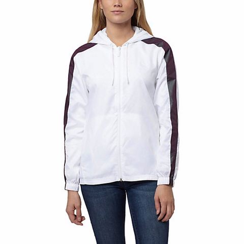 PUMA Iridescent T7 Windrunner Women | White (574374-01)