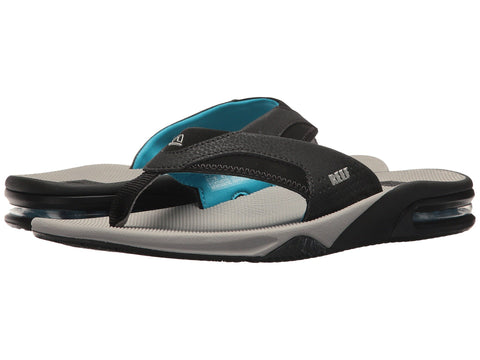 REEF Fanning Men | Light Grey / Blue (RF002026)
