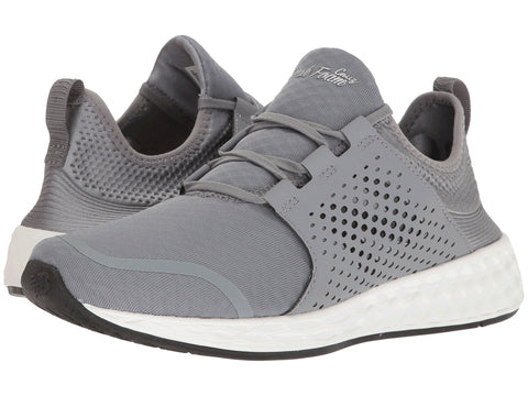 NEW BALANCE Fresh Foam Cruz Men | Gunmetal / White (MCRUZGR)