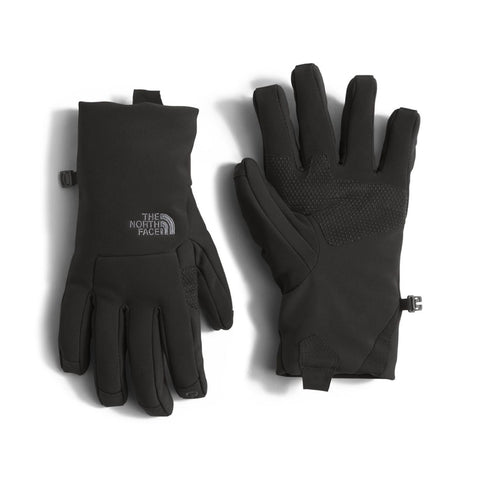 THE NORTH FACE Apex+ Etip Gloves Women | TNF Black (C108)