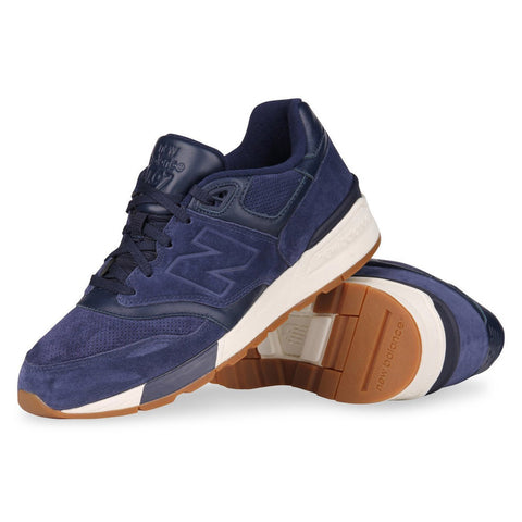 NEW BALANCE Classics Men | Pigment / Sea Salt (ML597SKF)
