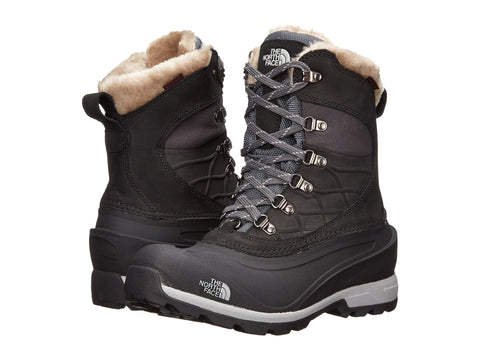 THE NORTH FACE Chilkat 400 Women | TNF Black / Zinc Grey (CM67KZ2)
