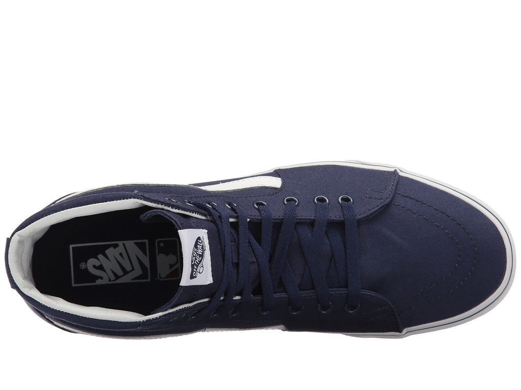 VANS MLB Sk8-Hi Women | New York Yankees / Navy (8GEKU3)
