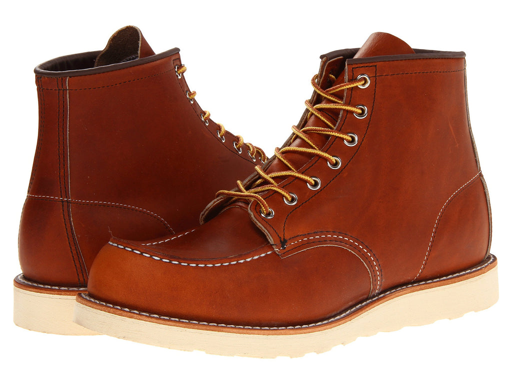 RED WING Classic Moc Men | Oro Legacy (875)