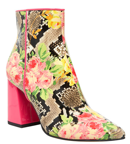 BETSEY JOHNSON Cait Women | Pink Snake