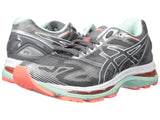 ASICS Gel-Nimbus 19 Women | Carbon / White / Flash Coral