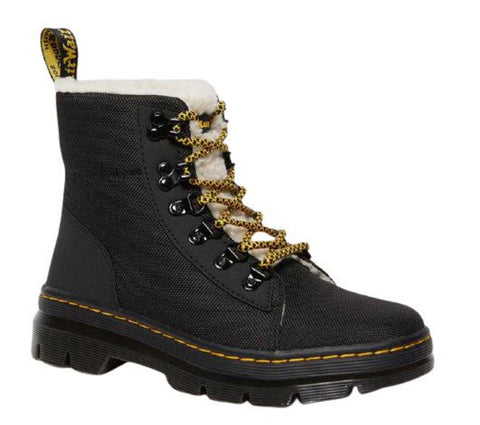 DR.MARTENS Combs  Faux Fur Lined Women