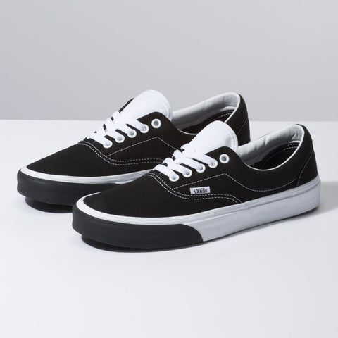 VANS Color Block Era Men | Black/True White (VN0A38FRVIG)