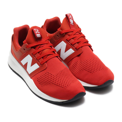 NEW BALANCE 247 Men | Vintage Russet / White (MS247ES)