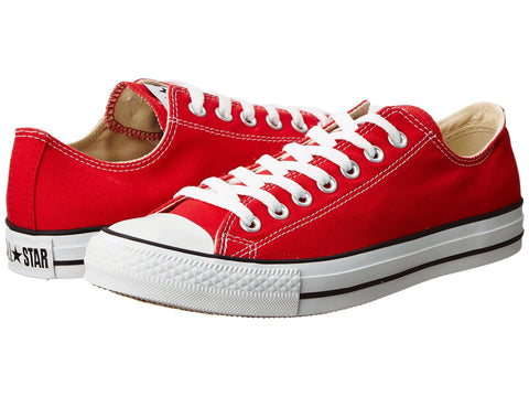 CONVERSE Chuck Taylor Ox Men | Red (M9696)