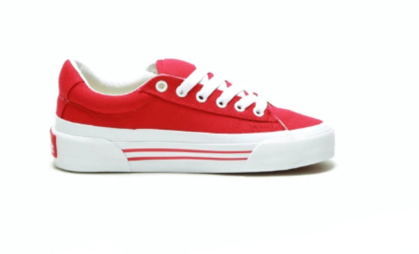 VANS Sid Ni Unisex | Racing Red/True White (VN0A4BNFI7R)