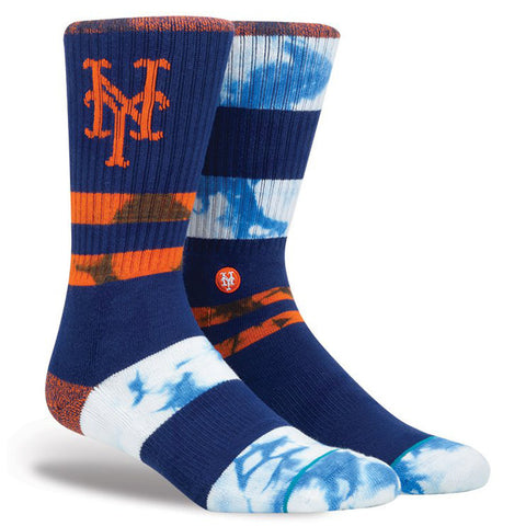 STANCE Metsies Socks Men | Blue (M556C16MET) (Large)
