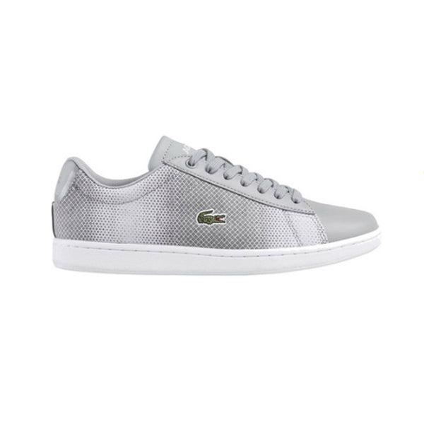 LACOSTE Carnaby Evo 117 2 Women | Grey / Light Purple (7-33SPW10116C7)