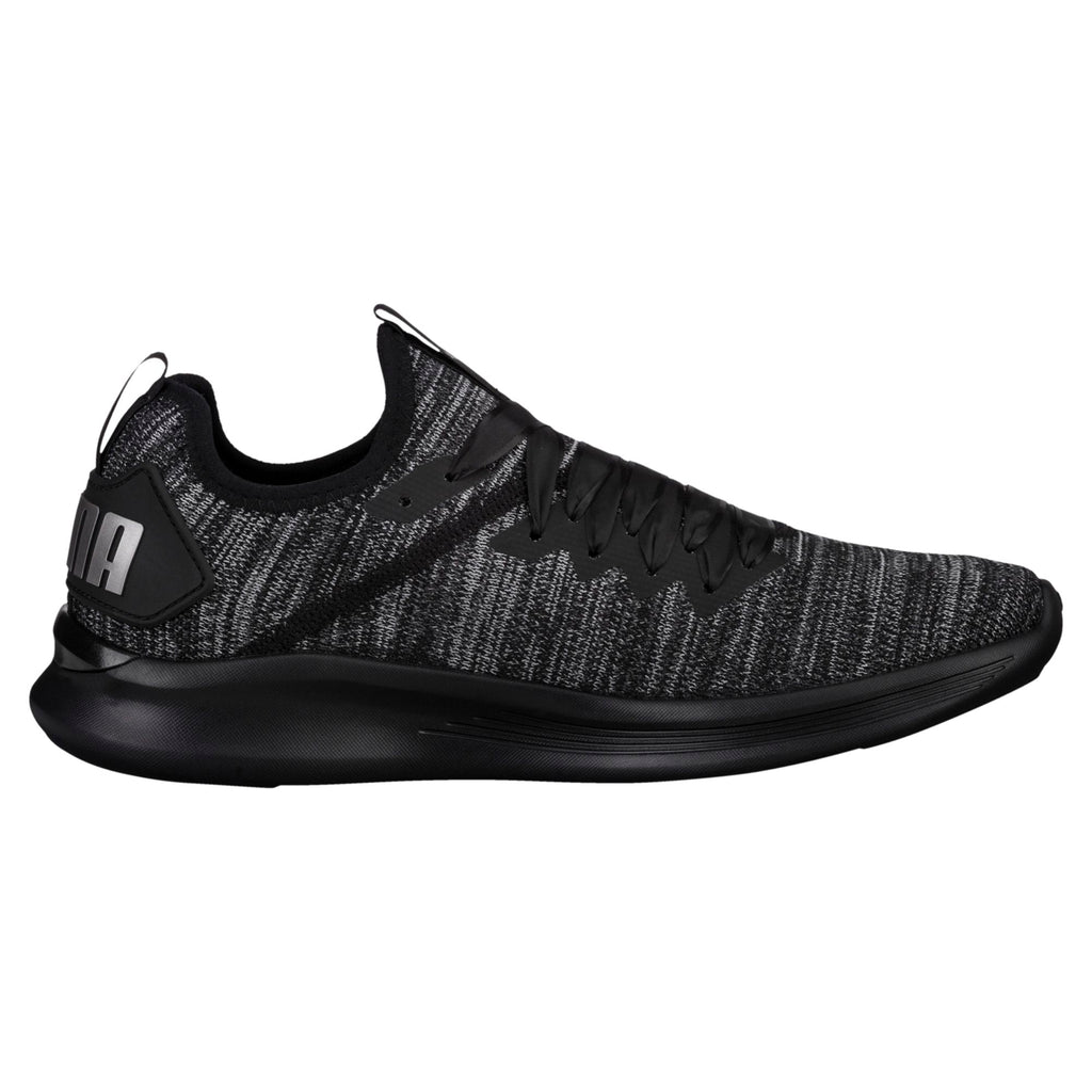 PUMA Ignite Flash evoKNIT Women | Black / Periscope / Metal / Beige (190959-01)