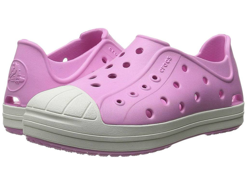 CROCS Bump It Kids / Toddler | Carnation / Oyster (202281)