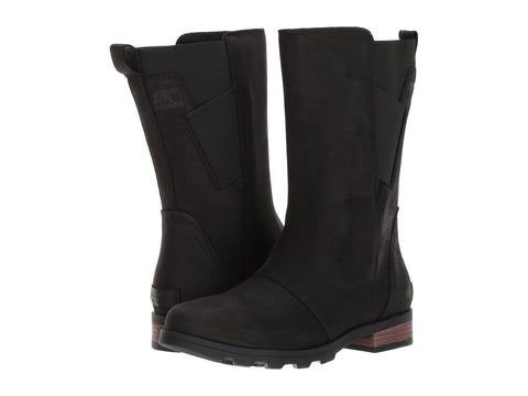 SOREL Emelie Mid Boot Women | Black