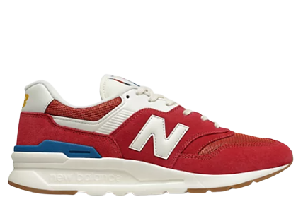 NEW BALANCE 997H Men | Team Red /Varsity Gold (CM997HRG)
