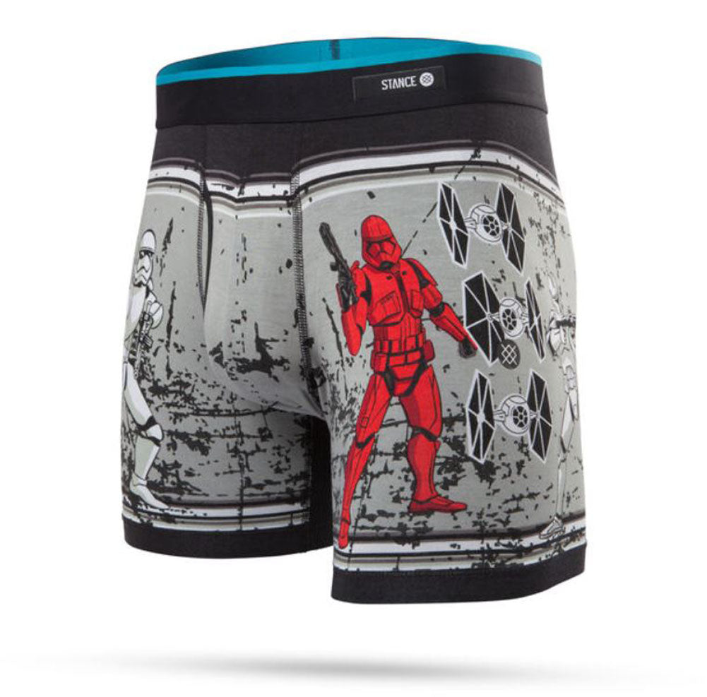 STANCE Storm Trooper Boxer Brief Men | Black (M801D19STR)