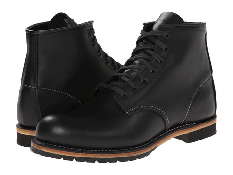 RED WING Beckman Round Men | Black Featherstone (9014)