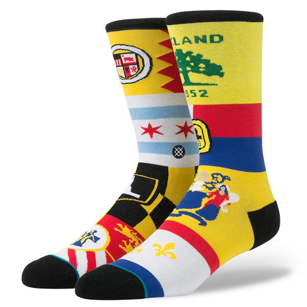 STANCE Battlefields Socks Men | Multi (M545C16BAT)