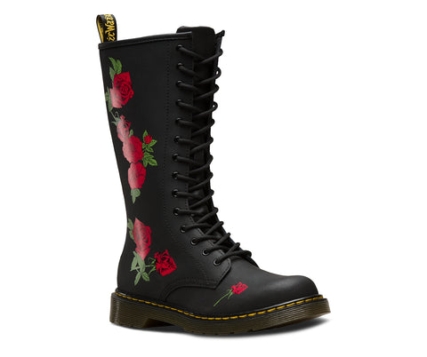 DR. MARTEN 1914 Vonda Youth | Black Mohawk (24739001)