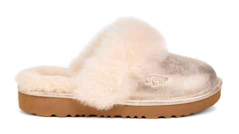 UGG Cozy II Metallic Kid | Gold (1094531K)