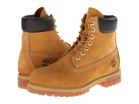 TIMBERLAND Icon 6 Premium Men | Wheat Nubuck (TB010061713)