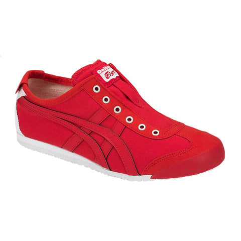 ONITSUKA TIGER Mexico 66 Slip-On Men | Classic Red / Classic Red (D3K0N-600)