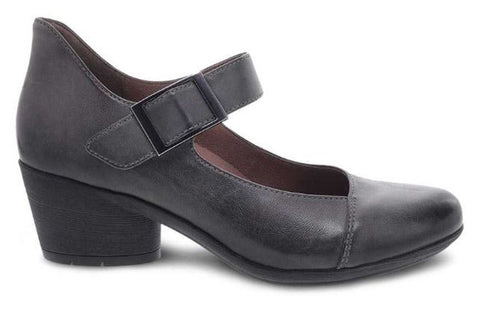 DANSKO Roxanne Women | Grey Burnished Nubuck (3811-940200)