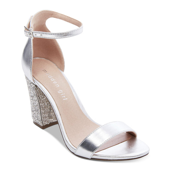 MADDEN GIRL Bangg Women | Silver (BANG01J1041)