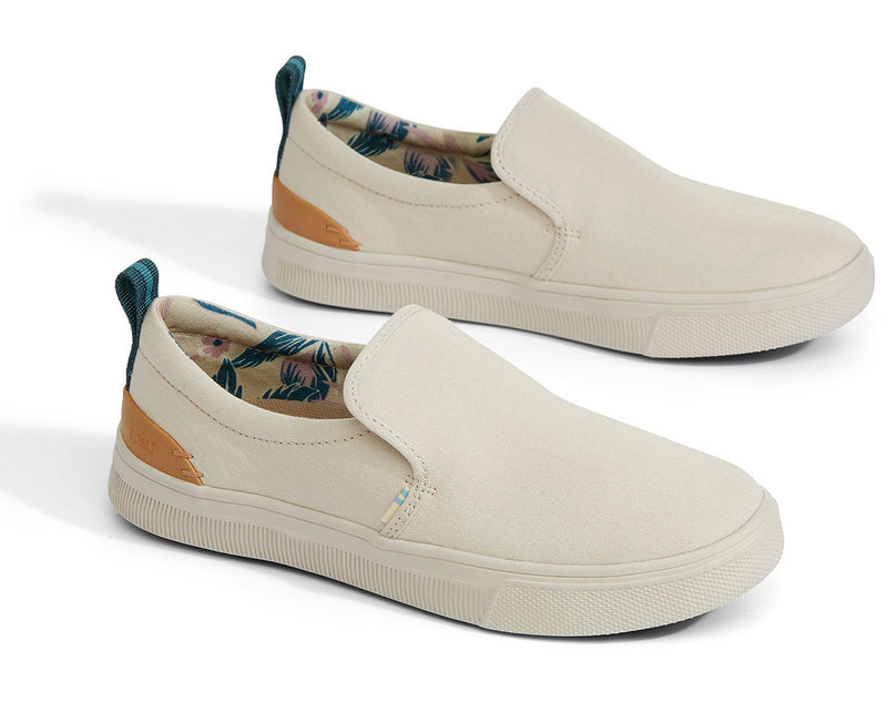 TOMS Birch Canvas TRVL LITE Women | Natural (10013399)