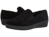 FITFLOP Superskate In Velvet Women | Black (J75-001)