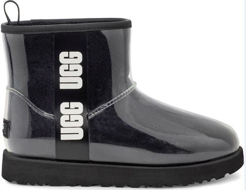 UGG Classic Clear Mini Women | Black (1113190)