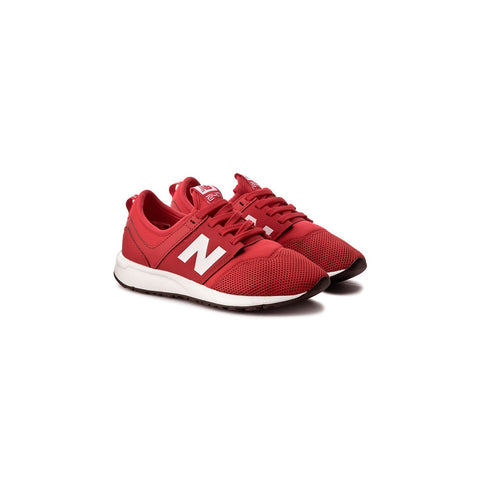 NEW BALANCE 247 Classic Kids | Red / White (KL247CCG / KL247CCP)