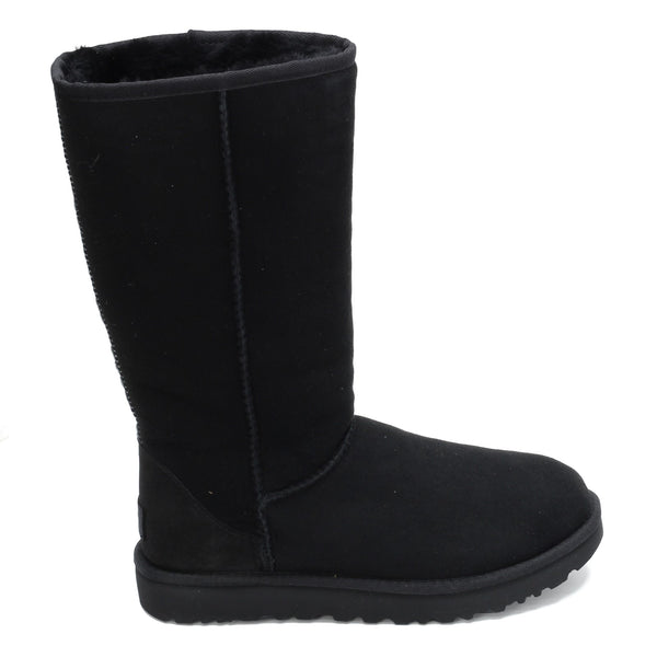 UGG Classic Tall II Tasman Braid Women | Black (1110698)