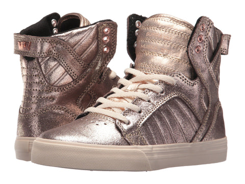 SUPRA Skytop Kids | Rose Gold / Whisper Pink (58003-675-M)